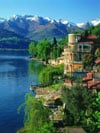 lagodicomoinswitzerland,Lake Como Switzerland Ravensburger 1000 Piece Jigsaw Jungle Puzzle # 158607