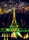 celebrating paris eiffel tower fireworks jigsaw puzzle 1000 pieces ravebnsburger germany