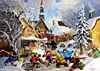 Pauline Paquin Canadian artist beautiful children images ravensburger Canadian Artists Collection