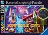 Ravesburger JigsawPuzzle 1200 pieces Color Starline puzzle DavidPenfound beautiful colors 161812