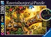 Ravesburger JigsawPuzzle 1200 pieces Color Starline puzzle DavidPenfound beautiful colors 161836 gol