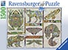 southwestern animals by artist sue coccia 1500 piece puzzle ravensburger