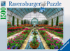 Jigsaw Puzzle 1500 pieces atrium garden by Ernie Vater  manufactured by Ravensburger # 162406