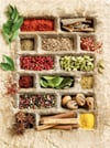 Jigsaw Puzzle 1500 pieces spices in stone gloss effect by Shooter Studios Ltd. manufactured by Raven