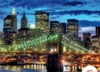 Skyline of New York City 1500 Piece jigsaw puzzle by Ravensburger Puzzle