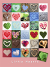 little hearts beauty puzzle ravensburger 1500 pieces # 162949