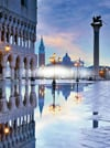 romantic venice scenery of venice 1500 Piece puzzle by Ravensburger 2014 premium puzzel softclick