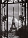 in paris eiffel tower jigsaw puzzle, ravensburger, 1000 pieces, corbis photo 163946 Puzzle