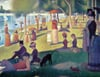 Painting Sunday Afternoon on the ISalnd of LA Grande Jatte Jigsaw Puzzle manufactured by Ravensburge