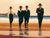 billy-boys-jack-vettriano,The Billy Boys by painter Jack Vettriano 1000Piece JigsawPuzzle by Ravensberger Puzzles