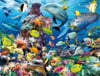 underwater,Underwater Fantasy Artistic Illustration 2000 Piece Jigsaw Puzzle by RavensburgerPuzzles Germany