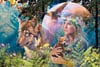 lady of the forest meiklejohn ravensburger 3000 piece jigsaw puzzle