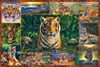 world-tigers-chrishiett-ravensburger,World of Tigers 5000Pieces Jigsaw Puzzels by Ravensburger Games number 174249