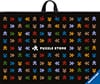 puzzle-storer-300-1000,puzzle stow & go store transport your puzzle while in progress mat measures 46X26
