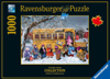 PaulinePaquin QuebecArtist Back to School Ravenbsurger JigsawPuzzles thousand pieces jigsaws puzzels