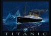 Ravensburger Puzzle Jigsaw titanic drawn by artist richard derossett