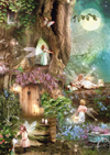 moonrise fantasy artwork charlotte bird jigsawpuzzle by Ravensberger Games 1000pieces