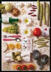Jigsaw Puzzle 1000 pieces mediterannean foofd photo by Andrea Tilk  manufactured by Ravensburger