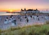 baltic sea resort of ahlbeck usedom photo beach jigsaw puzzle ravensburger puzzle 191123 Puzzle