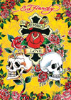 ed hardy memory of love tattoo art as 1000Piece Puzzle by RavensburgerJigsawPuzzles