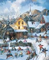 Puzzel Ravensburger Games Germany playtime PaulinePaquin Quebec Artist Childhood themes Canadian # 1