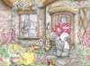 tatty-teddy-at-home,Tatty Teddy at Home 1000 Piece jisgaw puzzle ravenberger toys and games german puzzle maker