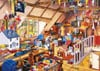 Ravensburgher Jigsaw Puzzle 1000 Pieces Michael Herrings' Grandma's Attic