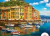 Sunny Port Harbor 1000 Piece Jigsaw Puzzle made by Ravensburger Puzzles in Germany