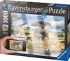 animals-of-africa,Ravesburger JigsawPuzzle 1000 pieces Animals of Africa painted by Howard Robinson beautiful colors 1