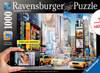 Colourful Activity at Times Square, new york city photographer bildagentur huber ravensburger jigsaw Puzzle