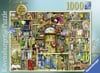 The Bizarre Bookshop number 2 1000 Piece Jigsaw Puzzle by artist Colin Thompson Ravensburger Puzzel Puzzle