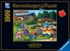 PaulinePaquin Quebec Artiste Celebration Ravenbsurger JigsawPuzzles thousand pieces jigsaws Puzzle