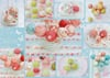 sweet-cake-pops,Jigsaw Puzzle 1000 pieces Sweet Cake Pops artist Andrea Tilk manufactured by Ravensburger