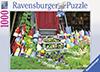 Buoy Doorstep by joyce bambach 1000 Piece Puzzle by RavensburgerJigsawPuzzles