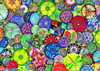 Beautiful Buttons by carole gordon 1000 Piece Puzzle by RavensburgerJigsawPuzzles