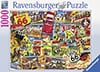 Route 66 Kate Ward Thacker 1000 Piece Puzzle by RavensburgerJigsawPuzzles Puzzle