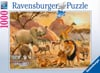 african animal world wildlife jigsaw puzzle ravensburger 1000 pieces