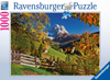mountainous italy jigsaw puzzle by ravensburger Puzzle