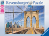 Brooklyn Bridge of New York 1000 Piece puzzle by Ravensburger