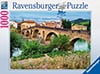 jigsaw puzzle of Bridge of the Queen in Spain ravensburger 1000 pieces photo by bildagentur