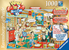 What If? Puzzle # 10 titled The Birthday, Made by Ravensburger Jigsaw Puzzles # 194377