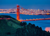 view of san francisco with gloss effect 1000 piece jigsaw puzzle by ravensburger soft click technolo