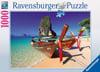 phra-nang-beach-thailand,Phra Nang Beach Ravensburger 1000 Piece Jigsaw planet Puzzle thailand
