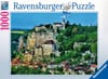Mountainside Village Ravensburger 1000 Piece Jigsaw Jungle Puzzle # 158607 Puzzle