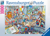Ravensburgher Jigsaw Puzzle 1000 Pieces Robert Howes' Toys, Toys, Toys