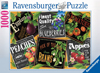 Jigsaw Puzzle 1000 pieces farmers market by Janet Amendola  manufactured by Ravensburger Puzzle