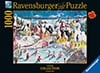 Ross Lynem Canadian Artist Shinny in Trinity Ravenbsurger JigsawPuzzles thousand piec