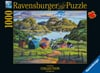 Vladimir Horik QuebecArtist Floating Adventure Ravenbsurger JigsawPuzzles thousand pieces jigsaws pu