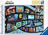 1000 pieces jigsaw puzzle by ravemsburger, finding nemo disney pixar toy story