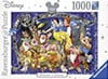 1000 pieces jigsaw puzzle by ravemsburger disney puzzel by Walt Disny